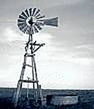 Great Plains 1950 Windmill